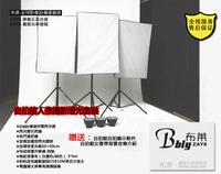 自拍馆设备 自拍馆软件 三灯套装 带六轴电动背景 立拍显自拍软件
