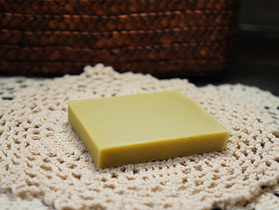 UR Andante cantabile-coconut red ginseng seeds da Ma Tei cold facial SOAP pure natural handmade SOAP