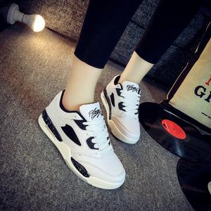 韩国ulzzang气垫鞋女运动鞋情侣跑步休闲韩版厚底学院原宿男女鞋