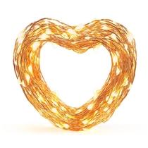 卧室装饰灯led彩灯闪灯串灯满天星户外USB铜线灯寝室浪漫防水彩灯