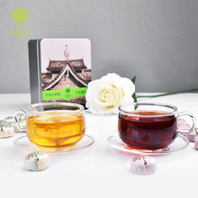 Lian pu 'er parker mai xiang series mini-packaged scene 5 g * 30 pu-erh tea ripe