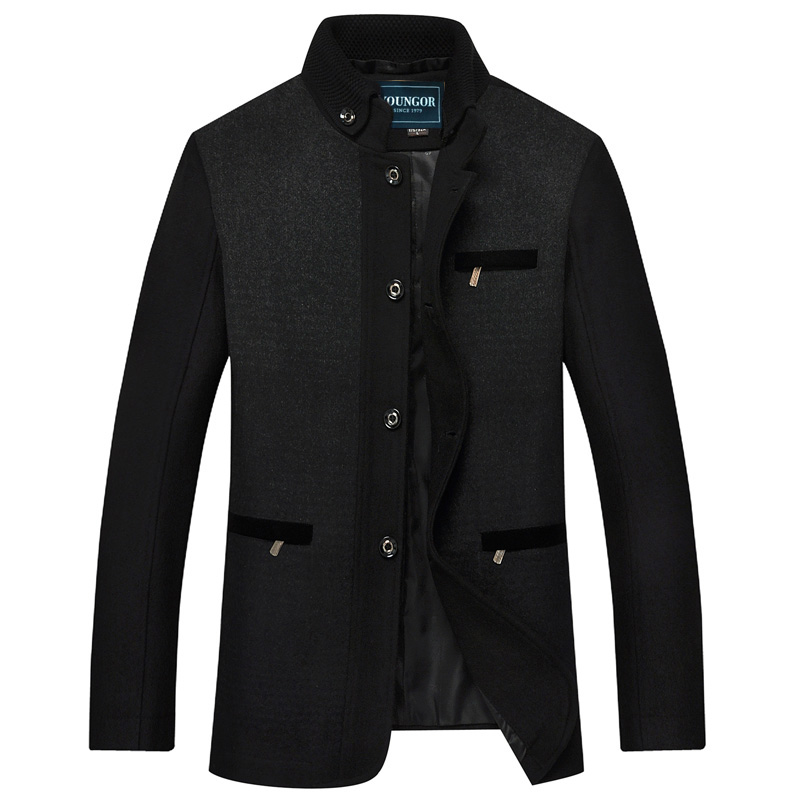 Пальто мужское Youngor yge6602