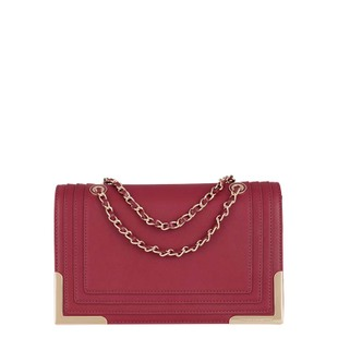 [6.5 fold] Charles & amp; amp; Keith women's classic silhouette retro chain shoulder bag ladies CK2-70680043