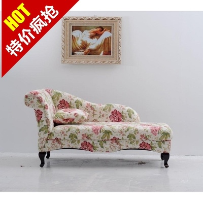 Bedroom garden sofa chaise recliner sofa couch chaise longue chaise sofa fabric sofa Continental
