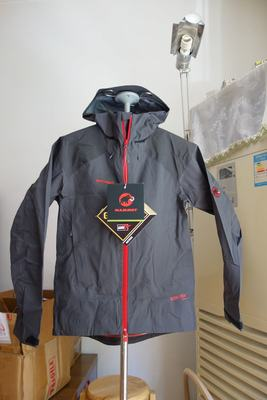 正品现货mammut Segnas Advanced Jacket大象gore-tex顶级冲锋衣
