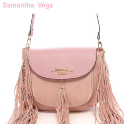 Samantha Vega 单肩斜挎包 Faye Fringe Shoulder 1520195302