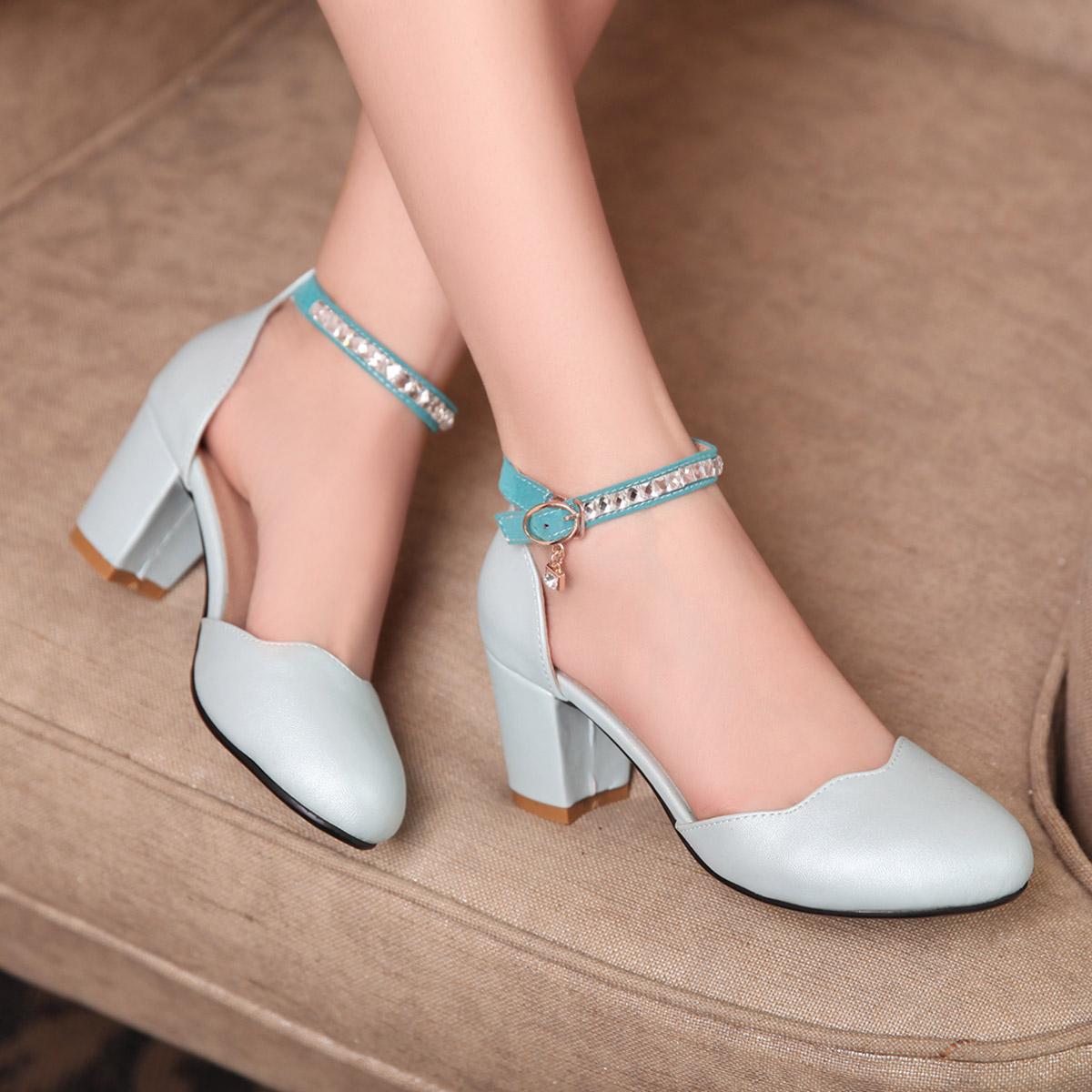 香香莉美之美曼莎露迪骄履女鞋2015新款康妮平跟韩版凉鞋新