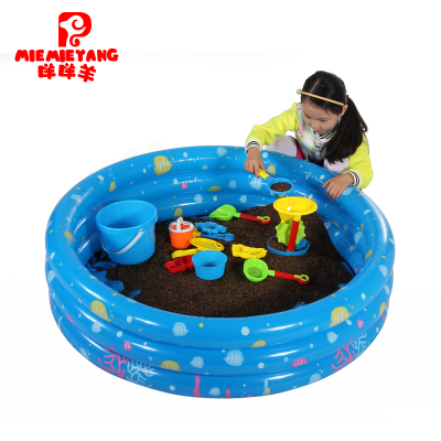 Children playing with sand pool beach playsets shipping Cassia toy sandbox suit playing children Cassia sand