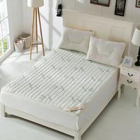 竹纤维慢回弹记忆棉软床垫薄床褥子单双人可折叠榻榻米防滑床褥垫