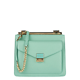 [ 5 fold ] Charles & amp; amp; Keith2014 European style candy-colored metal chain shoulder bag CK2-80700087