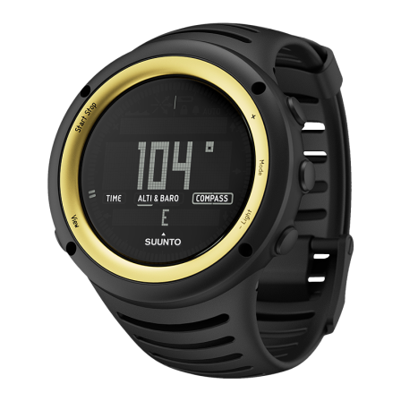 SUUNTO-手表-CORE-Sahara-Yellow-CORE-核心-撒哈拉(样机)