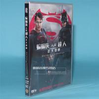 正版电影碟片光盘  蝙蝠侠大战超人:正义黎明 DVD9 超人VS蝙蝠侠
