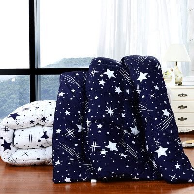 Shu core UN Special quilts thick warm winter quilt twin Students Spring and Autumn and winter are the core dormitory