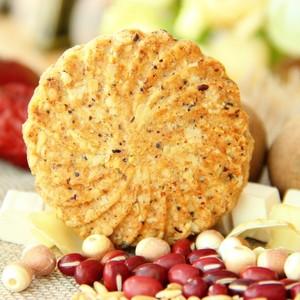 薏米红豆燕麦全麦饼干五谷杂粮早餐饱腹代餐压缩卡脂粗粮低零食品