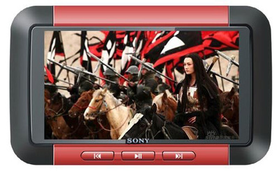 MP4 multi-format HD MP5 player 8G 16G Intelligent putting deals MP3 cute hundred 32g tide putting