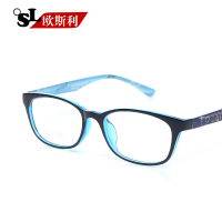 欧斯利 高清近视眼镜 男女款TR90眼镜框 眼睛框可配成品眼镜架