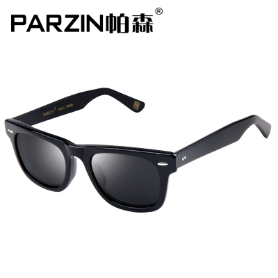 Polarized sunglasses for men and women couple models Parsons plate retro fashion sunglasses polarized sunglasses 2140