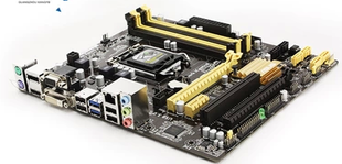 Asus ASUS B85M-E B85 1150 desktop PC motherboard that supports I3 4150 on behalf of D3V