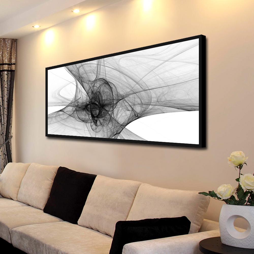 天海画艺 抽象客厅装饰画现代简约卧室壁画办公室挂画沙发背景墙图片