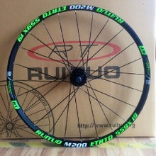RT wheelset special package mail limited money M200 timed specials top mountain wheel hub cool painting