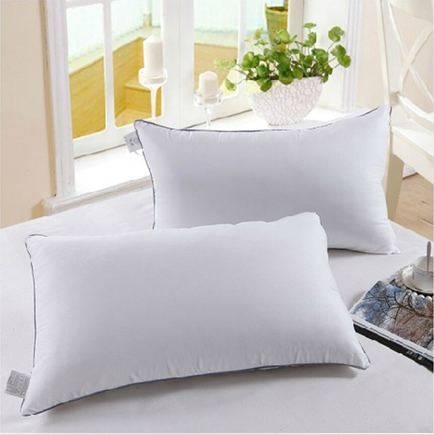 【天天特价】富安娜枕头颈椎舒适枕心 护颈保健枕超柔