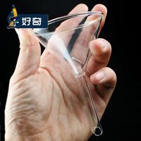 玻璃漏斗 60mm口径 三角漏斗 锥形漏斗