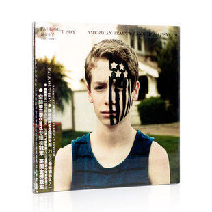 正版 翻闹小子Fall Out Boy 美国美人/美国疯子 CD Centuries朋克