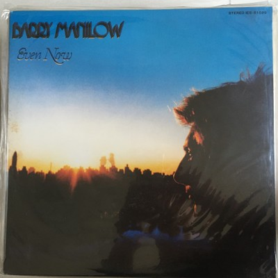乡村黑胶唱片 BARRY MANILOW EVEN NOW 巴瑞·曼尼洛