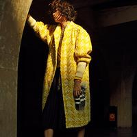 秋冬欧洲站女装宽松长款气质羊毛大衣2016秋冬原创新设计大牌外套