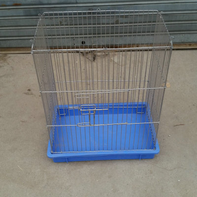 Patras multi-province standard shipping Chinchilla cage parrot cage cage devil squirrel cage chrome material
