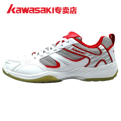 Kawasaki genuine badminton shoes Special summer male models female models breathable sneakers slip cushioning comfort 008