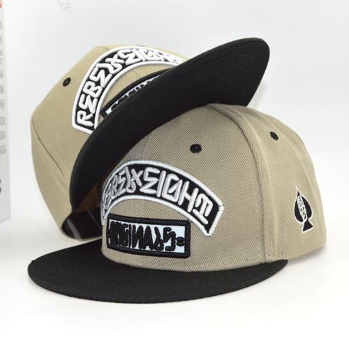 韩版优质刺绣平沿帽子 男女通用四季嘻哈棒球帽 旅行逛街鸭舌帽