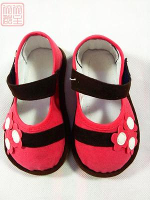 2014 New Jin beans Melaleuca children's shoes handmade traditional shoes baby toddler shoes absolutely authentic