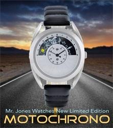 英国Mr Jones 自动机械 机车仪表盘男表腕表手表motochrono普通款