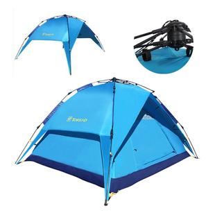 探路者TOREAD帐篷户外防潮垫吊床充气垫免搭建3-4人大容量露