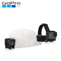 GoPro 头带+QuickClip可调节运动摄像机相机配件