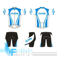 Fly cycling clothing Riding customized cycling jerseys design custom t-shirts