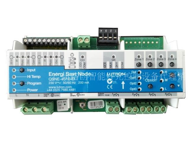 Lutron LUTRON intelligent dimming controller QSNE-4S10-D switch ...