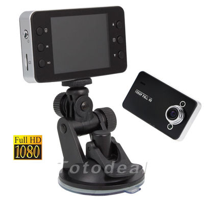 1080P高清行车记录仪 HD Car DVR  Dash Camera Video Recorder
