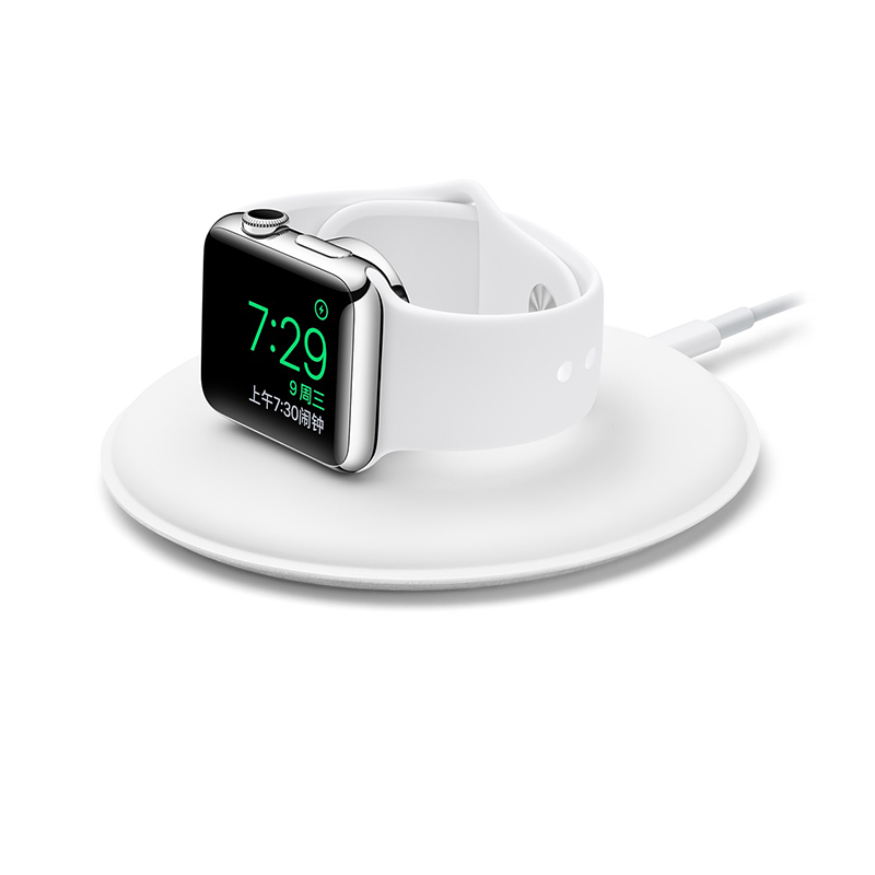 Apple/苹果 Apple Watch 磁力充电基座 – 白色
