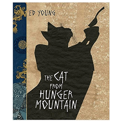 The Cat From Hunger Mountain饥饿山上的猫 英文儿童绘本