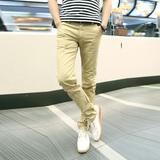 男士夏季薄款休闲裤
