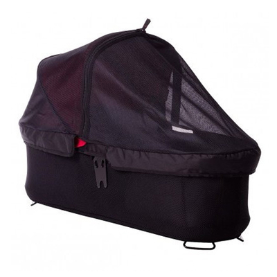 Mountain Buggy duet carrycot plus 睡篮配件遮阳网罩CCPDSM