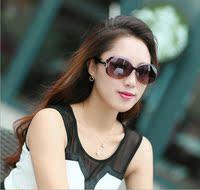 2016新款正品太阳镜大框女士偏光时尚墨镜驾驶眼镜潮明星款近视