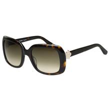 台湾直邮进口Juicy Couture 方形时尚 太阳眼镜 ( 琥珀色 )图片