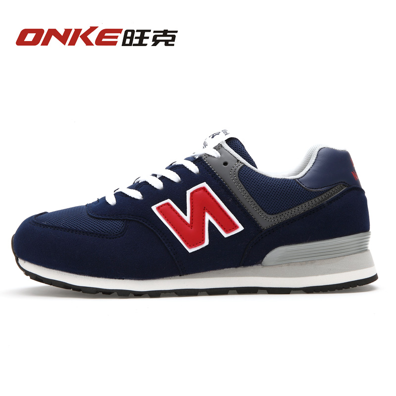 Wank autumn and winter sports shoes women shoes tide shoes lovers n word Korean version of Forrest Gump running shoes shoes sneakers running shoes