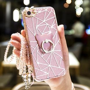 oppoa57手机壳水钻女款日韩国个性创意防摔硅胶a39保护套硅胶全包