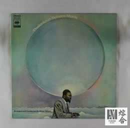 Thelonious Monk - Monk's Blues 硬波普爵士 黑胶唱片 LP日版