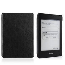 亚马逊kindle paperwhite3 kpw2/3皮套kindle499 kindle6保护套
