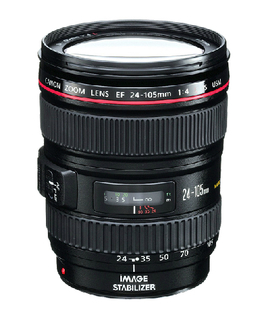 Canon/佳能 EF 24-105mm f/4L IS USM 单反镜头